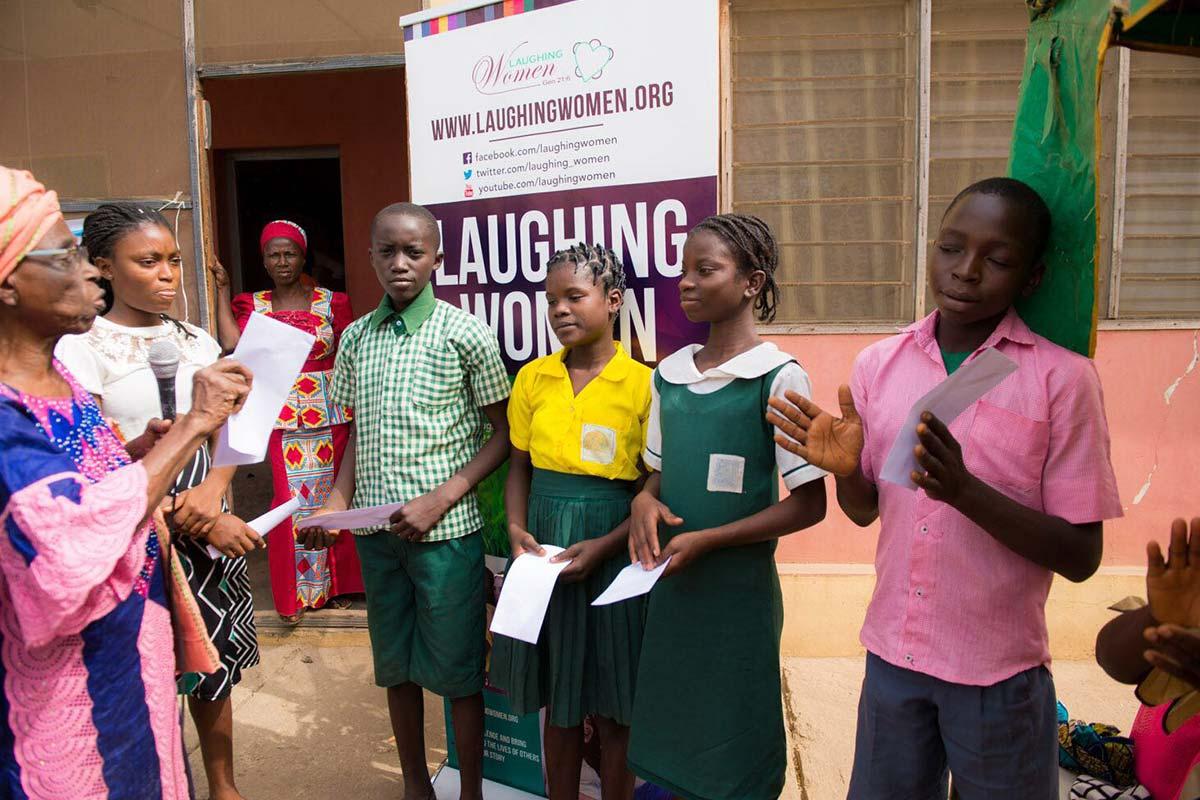 Laughing-women-education-programme